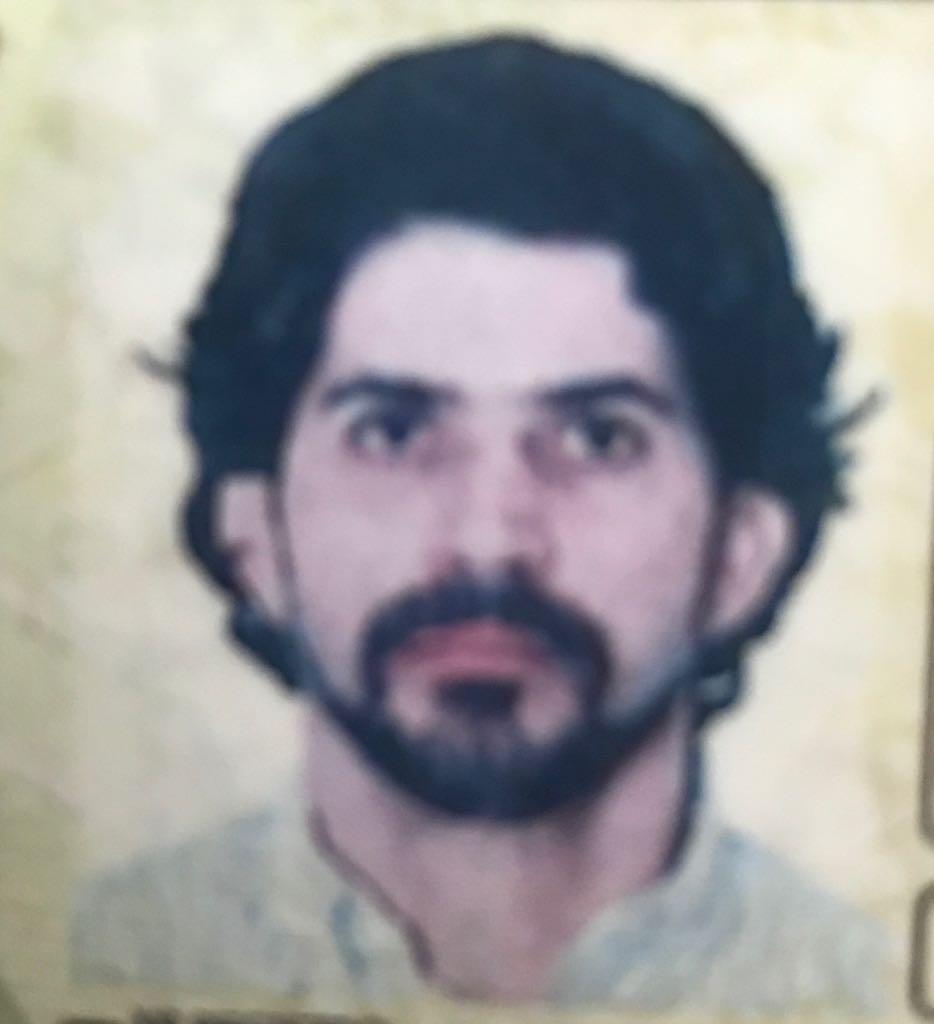 Piloto Aroldo Rodrigues Ferreira