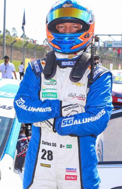 Piloto Carlos Souza