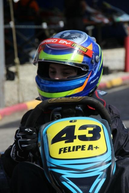 Piloto Felipe Malinowski dos santos
